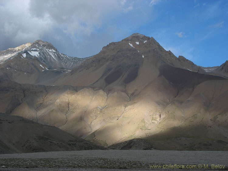 Image of Yeso River Valley.